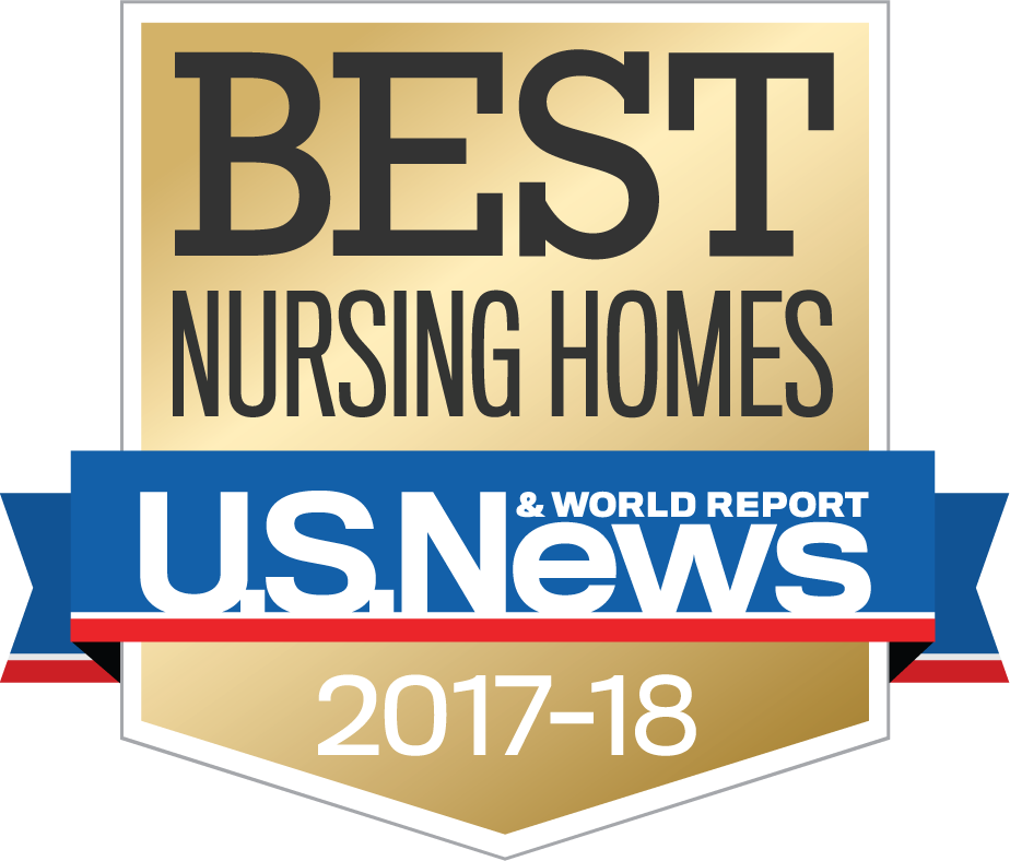 U.S. News & World Report Best Nursing Homes 2017-2018