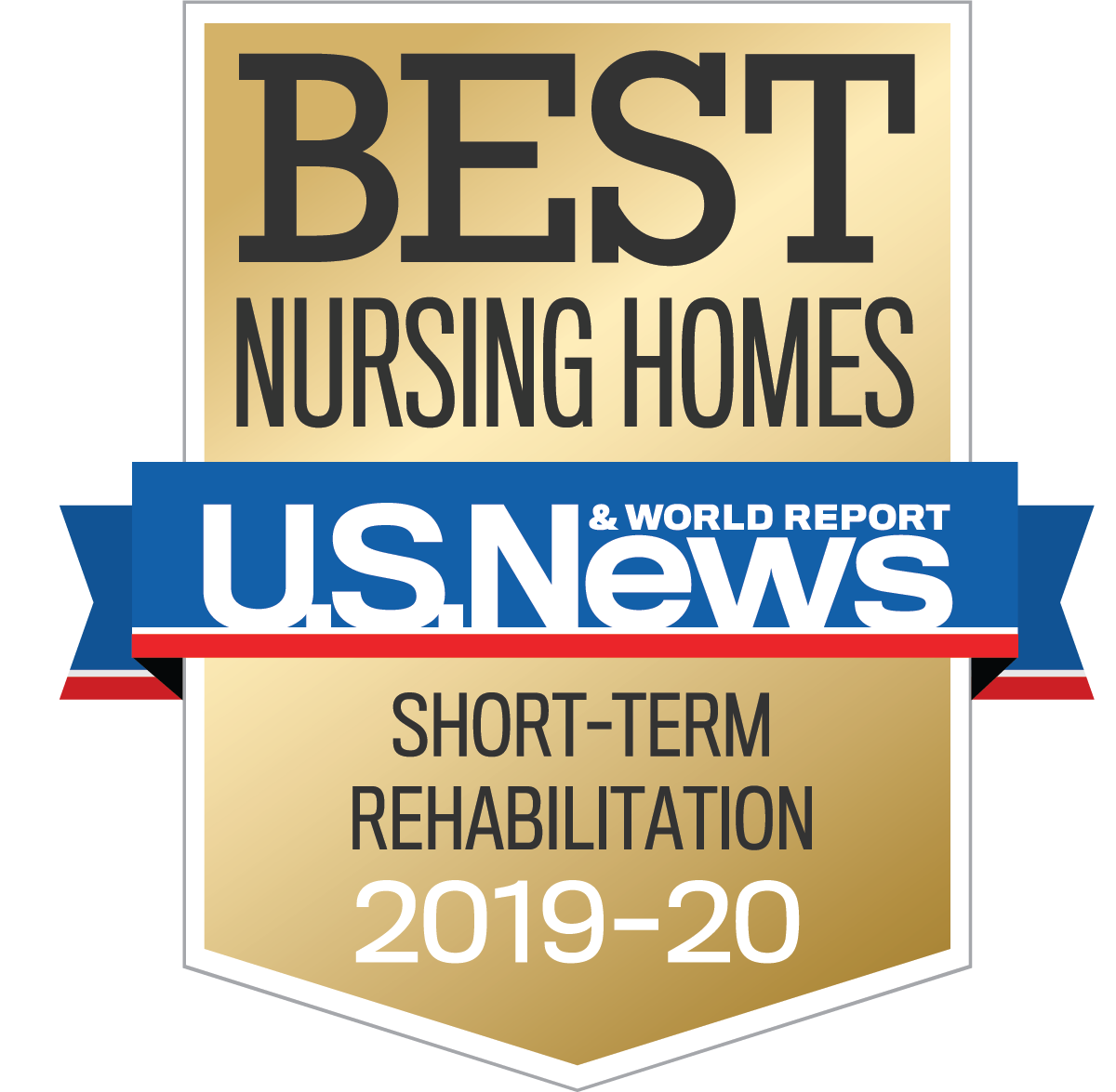 U.S. News & World Report Best Nursing Homes 2019-2020