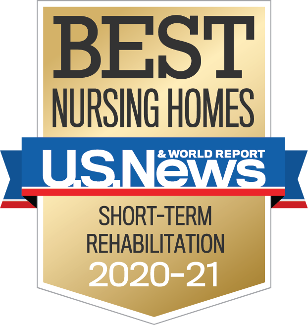 US News World Report Best Nursing Homes Indicia