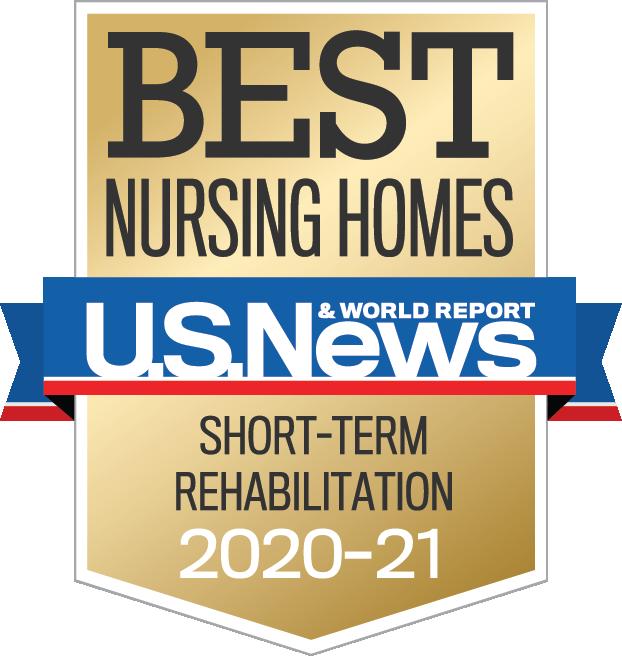 US News World Report Best Nursing Homes Indicia