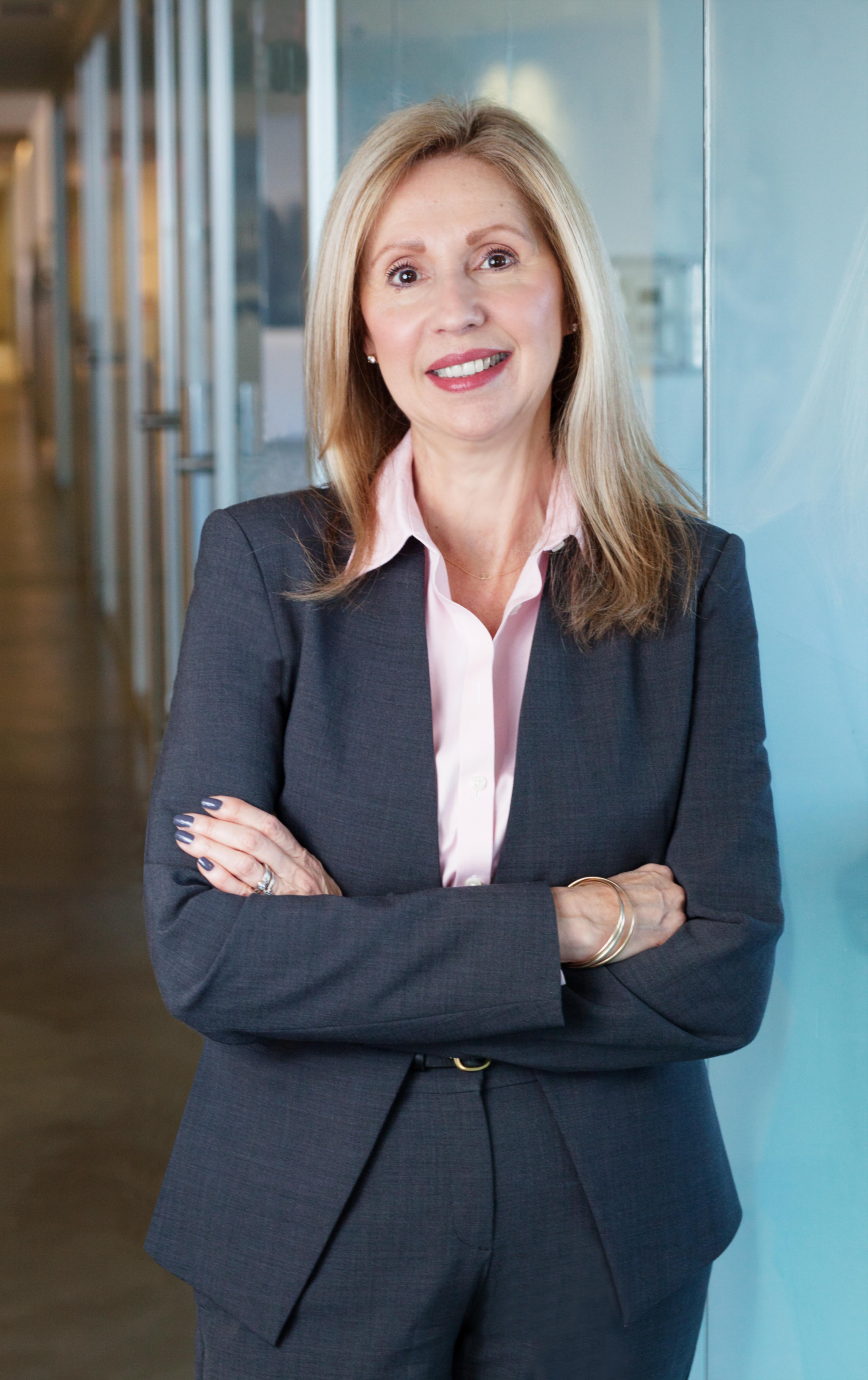 Emma DeVito,CEO is pictured