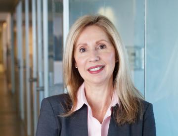 Emma DeVito, CEO is pictured